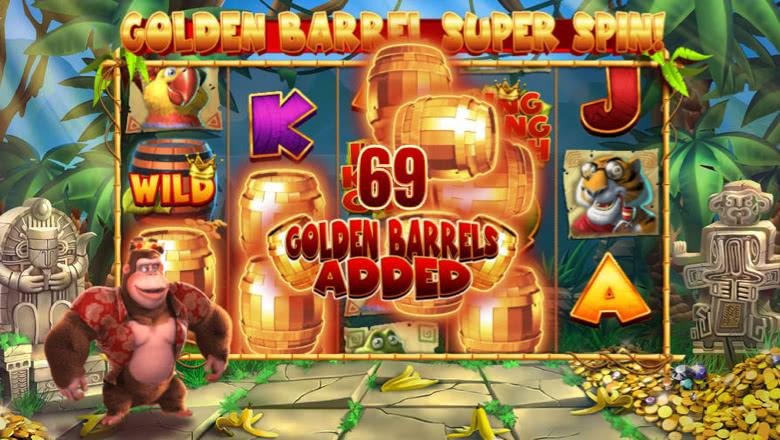 King Kong Cash Screenshot