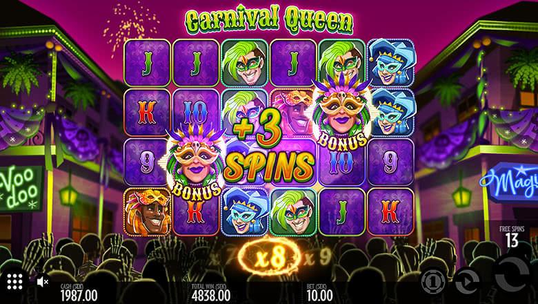 Carnival Queen Screenshot
