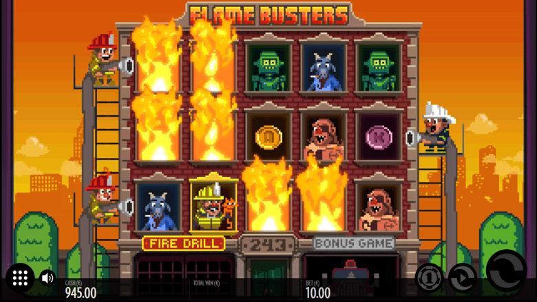 Flame Busters Screenshot