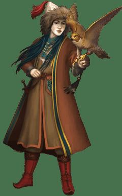 The Falcon Huntress bonus